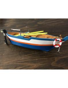 Modellino Barca in Legno