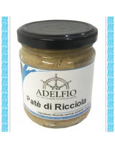 Patè di Ricciola vaso gr 200