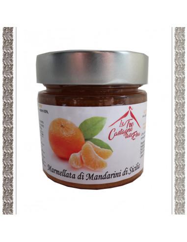 MARMELLATA DI MANDARINI DI SICILIA...