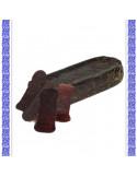 Salamino di tonno in busta sottovuoto