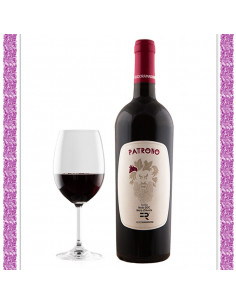 Patrono DOC Nero d'Avola 750ml