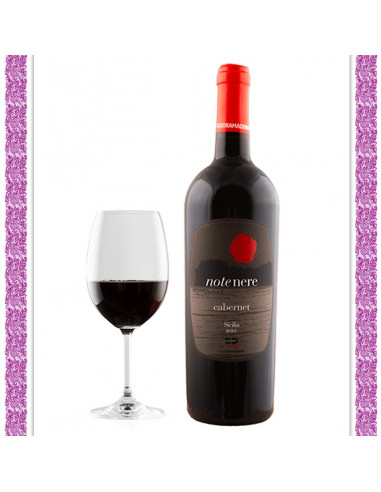 Note Nere Cabernet DOC 750ml