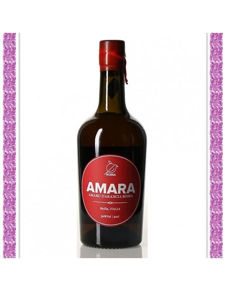 AMARO AMARA Rossa Sicilia 50cl