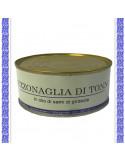 Buzzonaglia di tonno all'olio di semi latta gr 300