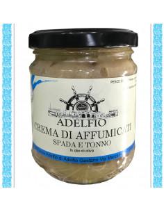 Crema di pescespada affumicato vaso gr 200