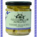 Tonno Alalunga all'olio d'oliva vaso gr 200