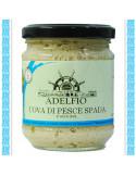 Uova di Pescespada all'olio d'oliva vaso gr 200