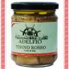 Tonno Rosso del mediterraneo all'olio d'oliva vaso gr 200