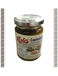 CAPRICCIO SICILIANO (pistacchi,anacardi,pinoli) GR.130
