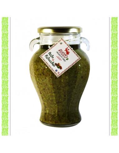 Pesto di Pistacchio vaso gr 190
