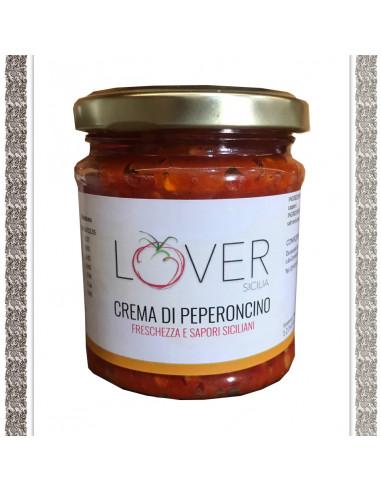 CREMA DI PEPERONCINO LOVER GR.190