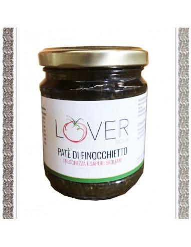 PATE' DI FINOCCHIETTO LOVER GR.190